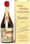 Кальвадос Lemorton 1968 Calvados Lemorton