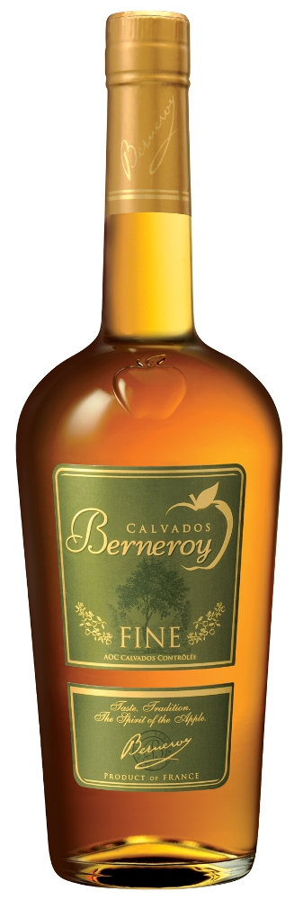 Кальвадос Бенеруа Файн Calvados Berneroy Fine 2 years