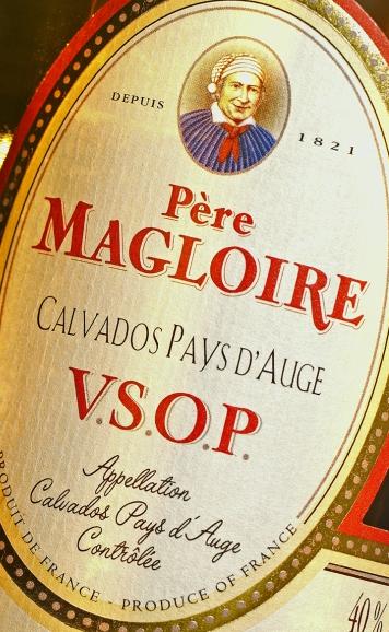 Бренди Pere Magloire Vsop
